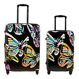 Vera Bradley® Butterfly Hardside Spinner Luggage Collection