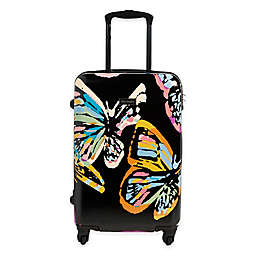 Vera Bradley® Butterfly 22-Inch Hardside Spinner Carry On Luggage