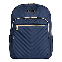 Kenneth Cole Reaction Quilted Chevron Backpack
