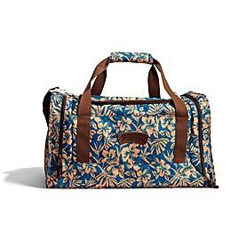Margaritaville® Hibiscus Duffle Bag in Blue