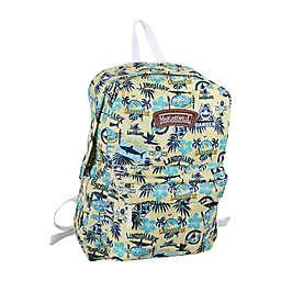 Margaritaville® Landshark 16-Inch Backpack in Yellow 82cee182b37b0