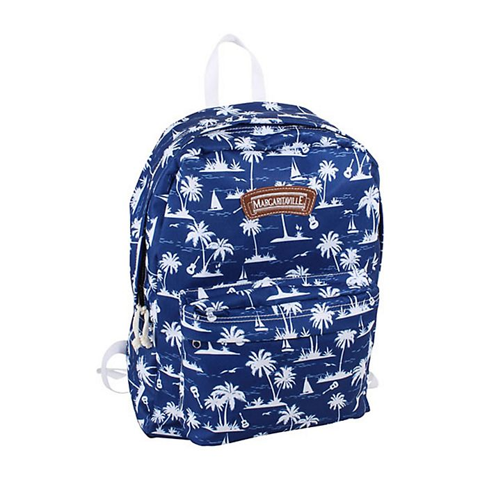 Margaritaville® Palm Tree 16-Inch Backpack in Blue  444e6de64a1ff