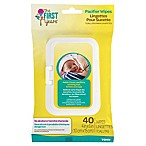 The First Years Pacifier Wipes (40-count)