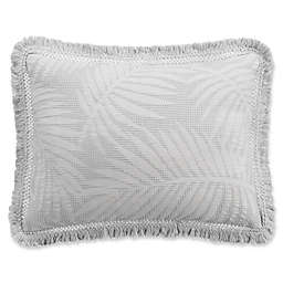 KAS ROOM Terrell Standard Pillow Sham in Grey