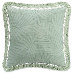 KAS ROOM Terrell European Pillow Sham in Seaglass