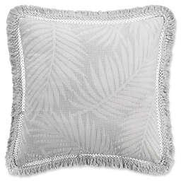 KAS ROOM Terrell European Pillow Sham in Grey