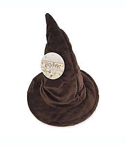 Cojín decorativo Harry Potter con forma de Sombrero Seleccionador