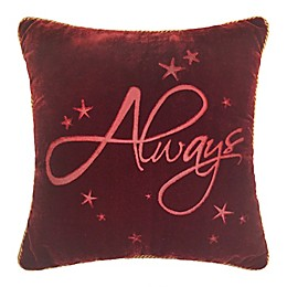 Harry Potter™ Always Square Throw Pillow