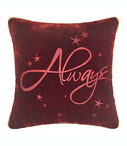 "Cojín decorativo de poliéster Harry Potter™ con frase ""Always"""