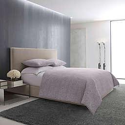 Vera Wang™ Textured Roses Comforter Set