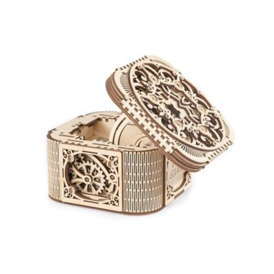 Ugears Wooden Jewelry Puzzle Box Is Not Available For Sale Online.