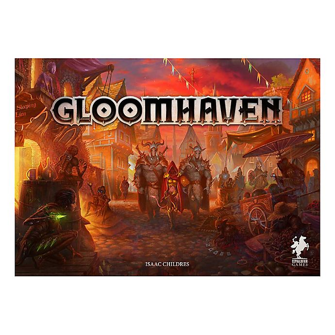 Alternate image 1 for Gloomhaven Board Game