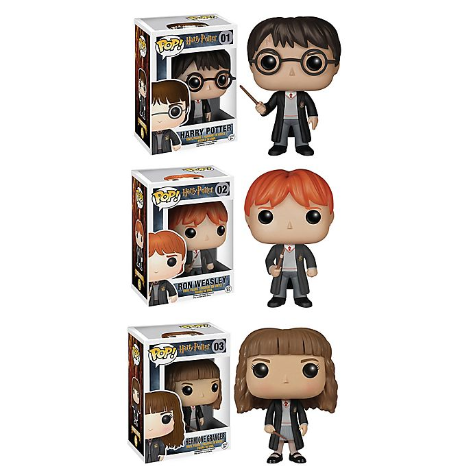 5c1cc84a969 Funko POP! 3-Pack Harry Potter Figurines