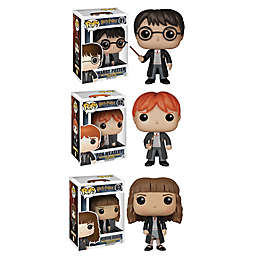 Funko POP! 3-Pack Harry Potter Figurines