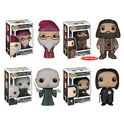 Funko® POP! Harry Potter Movie Classic 4-Piece Collectible Figures Set