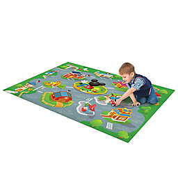 Disney® Mickey Mouse Clubhouse Mega Play Mat with Vehicle