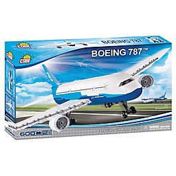 Boeing 787 Dreamliner Airplane 600-Piece Building Kit
