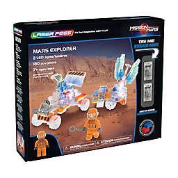 Laser Pegs® Mission Mars Explorer 180-Piece Block Set