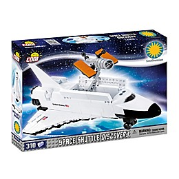 Space Shuttle Discovery 310-Piece Block Set