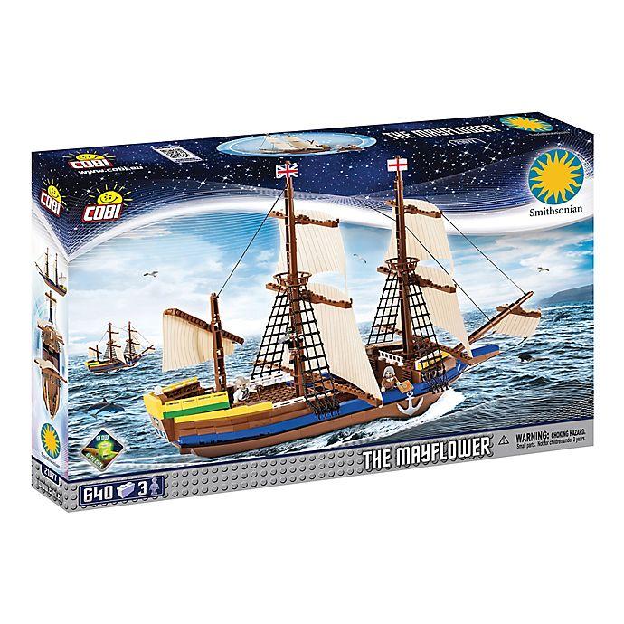 Alternate image 1 for The Mayflower 640-Piece Block Set