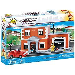 Engine 13 Fire Station 330-Piece Building Set