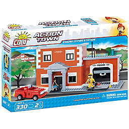 Engine 13 Fire Station 330-Piece Building Set