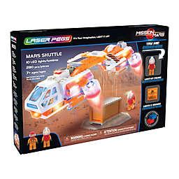 Laser Pegs Mars Shuttle 280-Piece Block Set