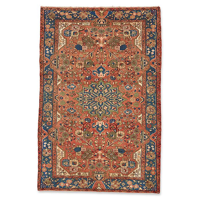 Alternate image 1 for Feizy Rugs One of a Kind Antique Nahavand 6'4 x 9'6 Area Rug in Blush