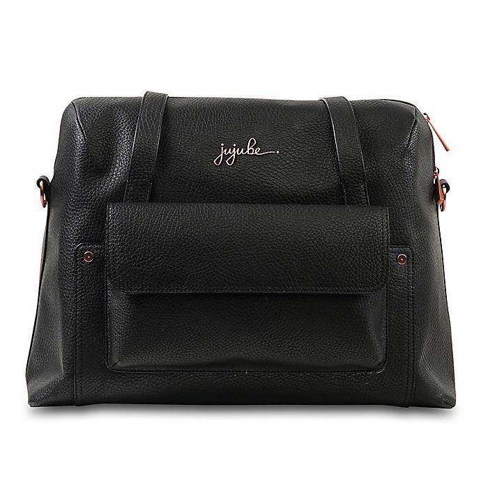 Alternate image 1 for Ju-Ju-Be® Wherever Weekender Diaper Bag in Rose Noir
