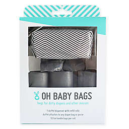 Oh Baby Bags Baby Duffel Gift Box