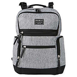 Eddie Bauer® Sport Traveler Diaper Backpack in Grey