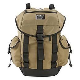 Eddie Bauer® Trail Seeker Diaper Backpack in Green