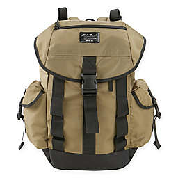 Eddie Bauer® Trail Seeker Diaper Backpack in Green
