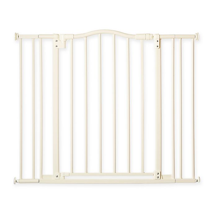 Toddleroo By North States Arched Auto Close Gate With Easy
