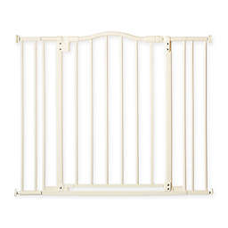 Toddleroo by North States® Arched Auto-Close Gate With Easy-Step