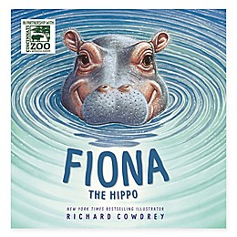 """Fiona The Hippo"" by Richard Cowdrey"