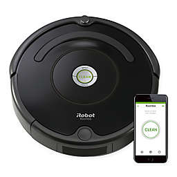 iRobot® 675 WiFi Connectivity Robot Vacuum in Black