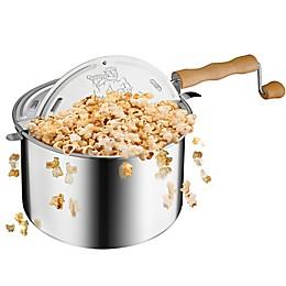 Great Northern Popcorn 6.5 qt. Spinner Stovetop Popcorn Popper