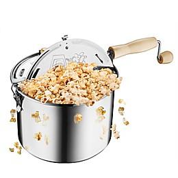 Great Northern Popcorn 6.5 qt. Stovetop Popcorn Popper