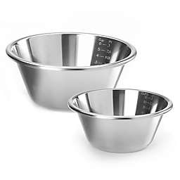 Stainless Steel Whipping Bowl