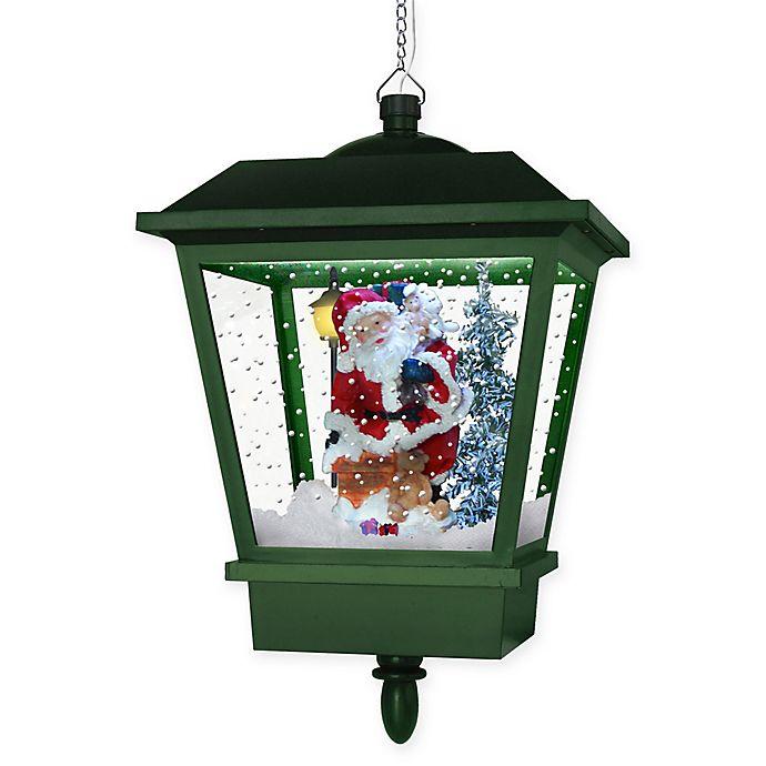 Alternate image 1 for Fraser Hill Farm Hanging Musical Lantern