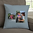 Part of the For Her 2-Photo Collage Personalized Throw Pillow Collection