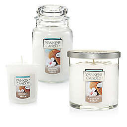 Yankee Candle® Coconut Beach Scented Candle Collection