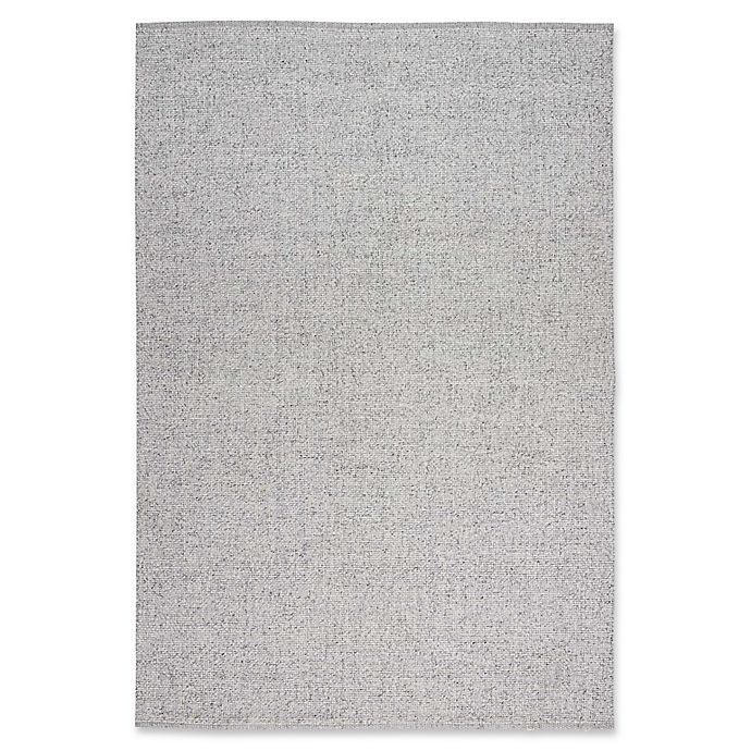 Alternate image 1 for Calvin Klein™ Tobiano 9' x 12' Area Rug in Silver