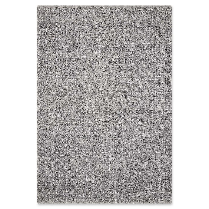 Alternate image 1 for Calvin Klein™ Tobiano 9' x 12' Handcrafted Area Rug in Carbon