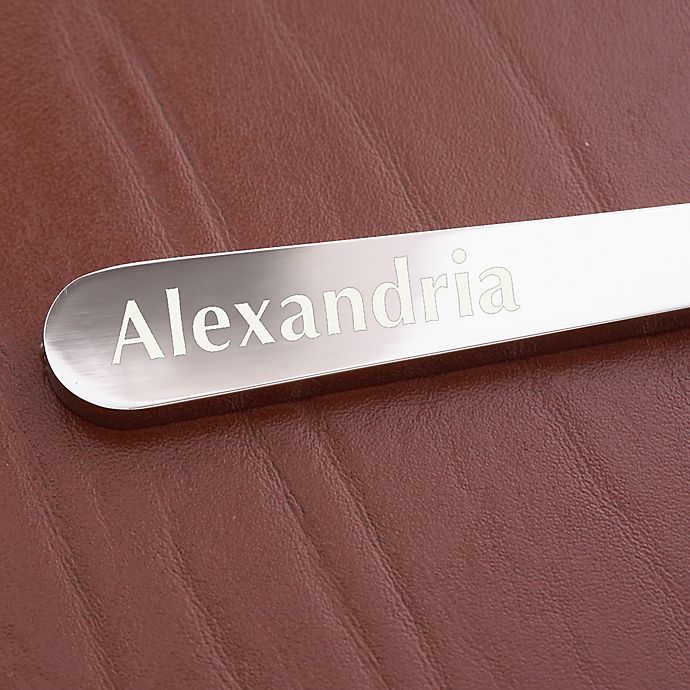 Alternate image 1 for Personalized Name Letter Opener