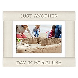 Maiden Another Paradise Photo Frame in Beige