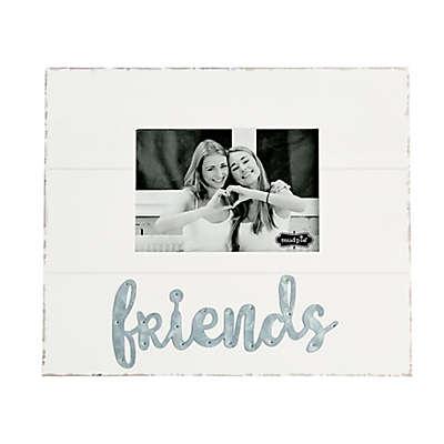 "Mud Pie 4-Inch x 6-Inch ""friends"" Frame"