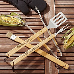 You're Flippin' Awesome Personalized BBQ Utensil Set