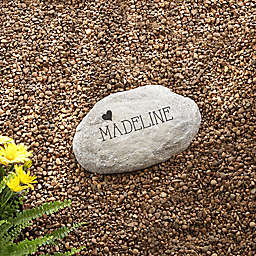 Reasons Why Personalized Small Garden Stone